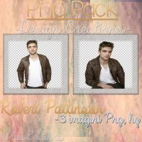 Robert Pattinson by DesignCreationsOffi