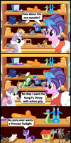 Scootaloo's playtime IV Christmas Special by bronybyexception