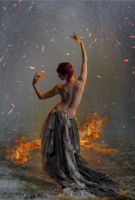 Dancing with fire by ddanette