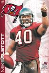 Mike Alstott Poster by GalvatronPrime