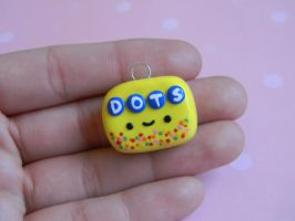 DOTS Candy Box Charm by ThePetiteShop