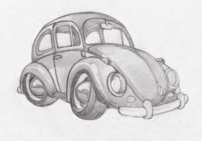 Beetle by fake173