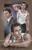MATT BOMER (2013) by scotty309