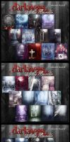 Darkness Falls Bundle by cosmosue