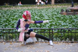 Tekken 6: Alisa Bosconovitch cosplay by Dannie by Danniesaurus