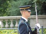 Tomb of the Unknown Soldier: Changing of the Guard by pyrohound13
