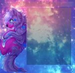 C: .: StarDust Journal Skin :. by SillyTheWolf