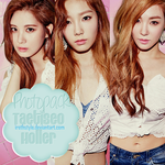 Photopack #109 | Taetiseo - Holler by IrethStyle