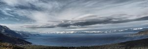 East Shore panorama by MartinGollery
