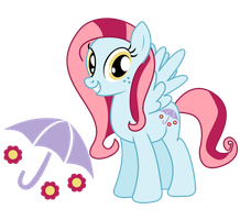 April Showers MLP Request by JuliefooDesigns