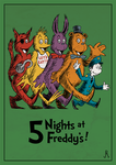 5 Nights at Freddy's! by DrFaustusAU