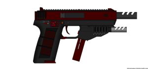 D.I.I./Spector Ind. GTX-556 D.B.I. Special by Lord-DracoDraconis