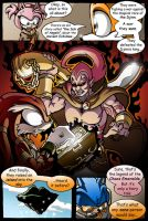 Sonic Unbound issue 5 page 08 by EvanStanley