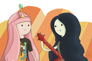 Bubbline by lavi-n