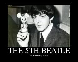 The 5th Beatle by XxmacabregirlxX
