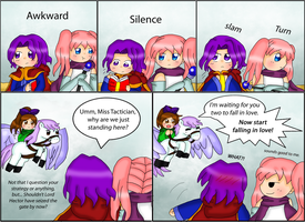 Fire Emblem comic: Supports by purplemagechan