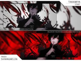 Blood Reaver Collaboration by ShiningMelon