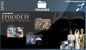 Folders - 1977 - Star Wars Episode 4 A New Hope by od3f1