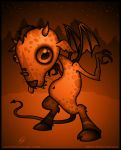JERZEE DEVIL KID by fizzgig