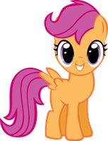 Scootaloo Vector by kittyhawk-contrail