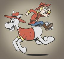 Dudley Do Right by Marvelousboy