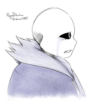 Undertale | Mourning by AquasProductions