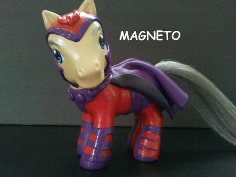 Magneto by dannabats