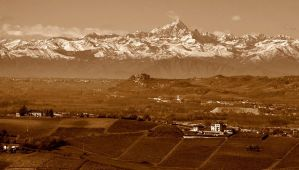 From Treiso in sepia by Suppi-lu-liuma