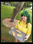 (MLP) Apple Fritter Cosplay #3 by KrazyKari