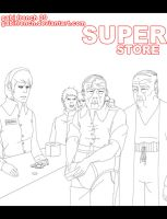 RL: SUPERstore -LINES- by GabiFrench