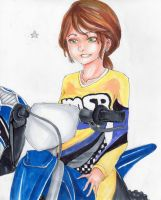 DirtBike by alice423