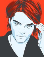gerard way  danger days by carizzle