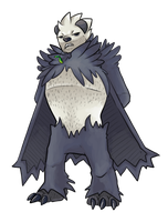 Pangoro by ChuChucolate