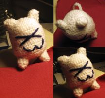 Cat Crotchet by stalkingxyou