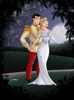 Disney Weddings: Cinderella and Prince Charming by Valvador