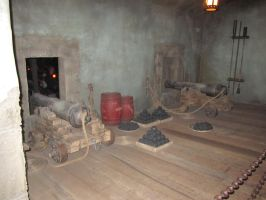 Pirates of the Caribbean Ride Props 2 by kdawg7736