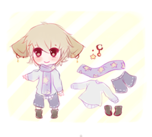 adopt 1 - auction - closed by lol-adopts