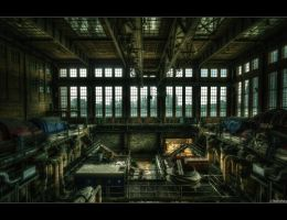 Power Plant II by Nichofsky