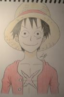 Monkey D. Luffy by Lind-a