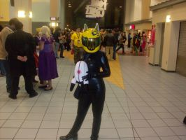 Celty by JolteonKing217