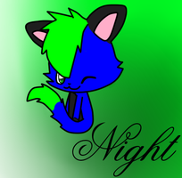 NIGHT by MisteryHTF