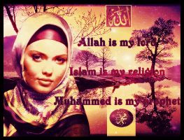 Islam is my religion by muslimgirl2011