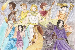 Lords of Greek Mythology