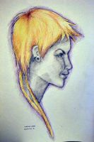 Nic. Profile in colours by plumcake-mery