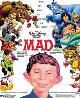 MAD (fanmade poster) by MahBoi-DINNER
