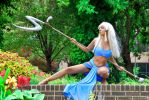 Kida: Warrior Princess by MomoKurumi