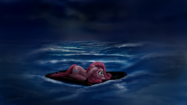 What you got yourself into Pinkie by anttosik