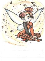 Harlequin Tink by Jerzee-Girl