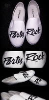 Party Rock Shoes by A-McQ