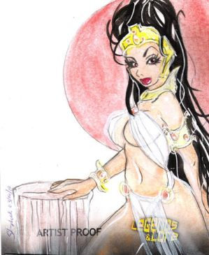 Dejah Thoris L+L AP
